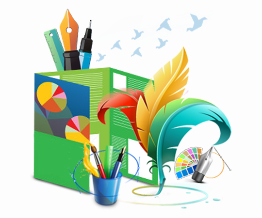 Logo design services Doha